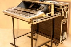Flightcases Console lumière, son & vidéo