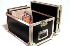 Flightcases Disques CD & vinyls