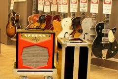 Flightcase Combo - enceinte instrument