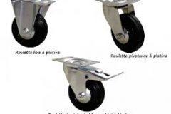 E - Roulettes